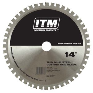 ITM 350mm TCT Thin Steel Cutting Blade 90T