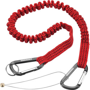 TENG SAFETY LANYARD WIRE 4.5KG / 800-1350MM