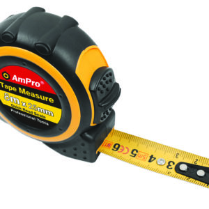 T25513 Tape Measure 8m (25mm blade) Heavy Duty