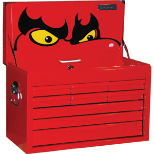 TENG 9-DR. SV-SERIES TOP TOOL BOX