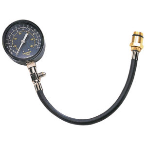 T70503 Compression Tester with Flexible Hose 300mm 0-300PSI