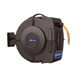 ITM Retractable Air Hose Reel 20M w/10mm Hybrid Polymer Hose