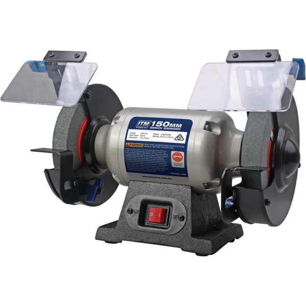 ITM Bench Grinder 6in (150mm)