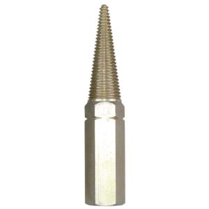 Tapered Spindle Hex Shank Left Hand 12mm