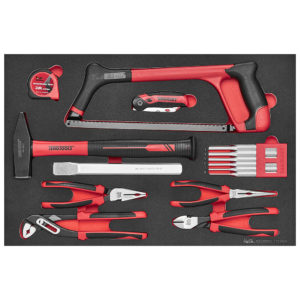 Teng 15pc General Tool Set (EVA)