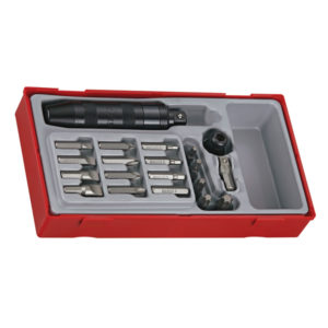 20PC INDUSTRIAL IMPACT DRIVER SET