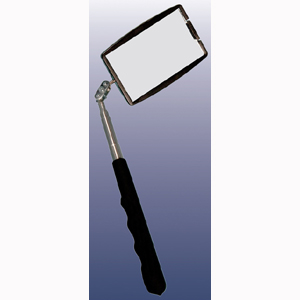 Ullman Rectangle Inspection Mirror 65mm x 94mm**