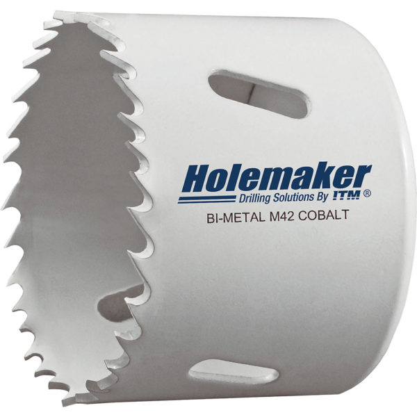Holemaker Bi-Metal Holesaw 43mm Dia.