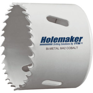 Holemaker Bi-Metal Holesaw 114mm Dia.