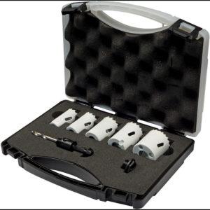 Unikut 7pc Bi-Metal Holesaw Set - Handyman