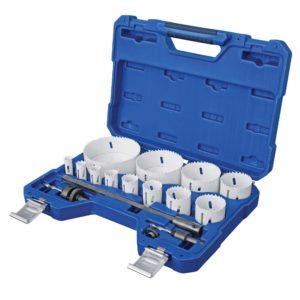 Holemaker 16pc Cobalt Holesaw Set - Plumbers