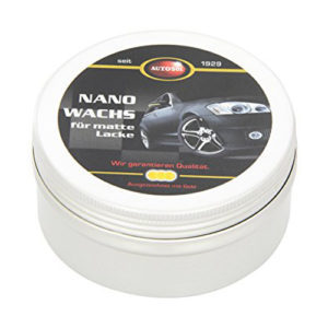 000830 Autosol Matt Paintwork Nano Wax 180ml