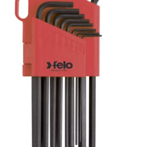 BLX13 Ballpoint Hex Key Set 13pc .05-3/8""