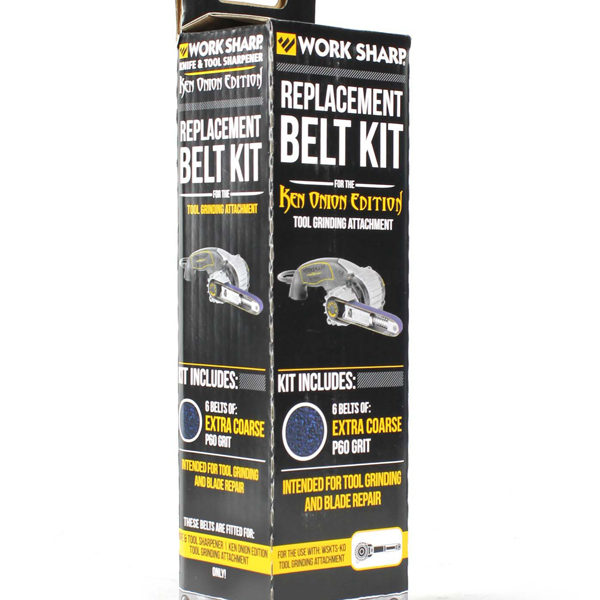 6PC TOOL GRINDER REPLACEMENT BELT PACK - KEN ONION