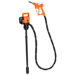 Groz 19.2V Rechargeable Electric Drum Pump